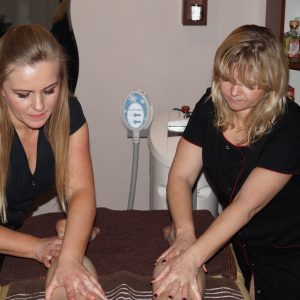 Masaże 4 ręce w gabinecie masażu w bielsku-białej